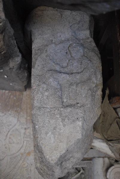 anonyme (sculpteur) : Stèle dite du forgeron