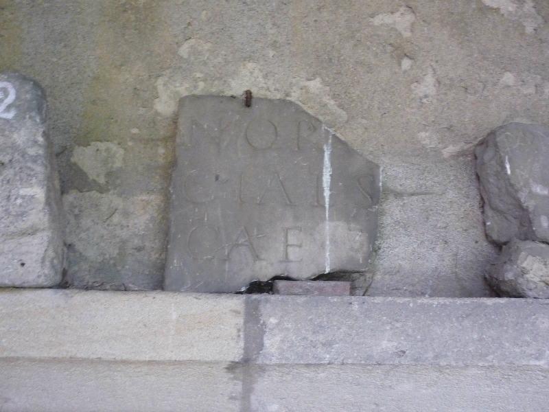anonyme (sculpteur) : plaque