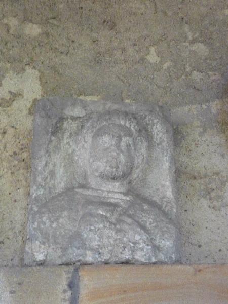anonyme (sculpteur) : Stèle à inscription SECVNDI
