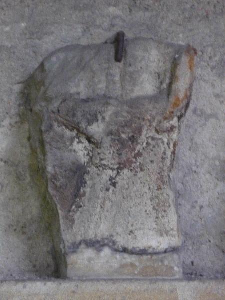 anonyme (sculpteur) : stèle