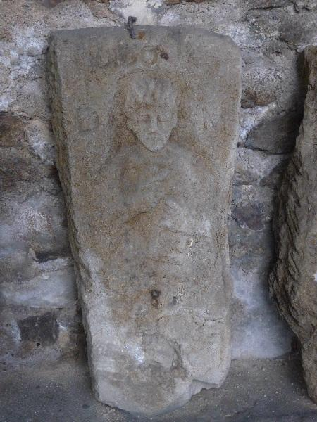 Stèle masculine et .ODSO_0