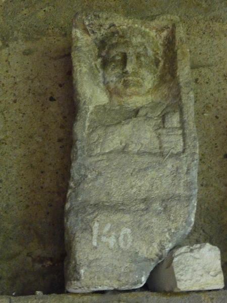 Stèle à inscription AES IAE_0