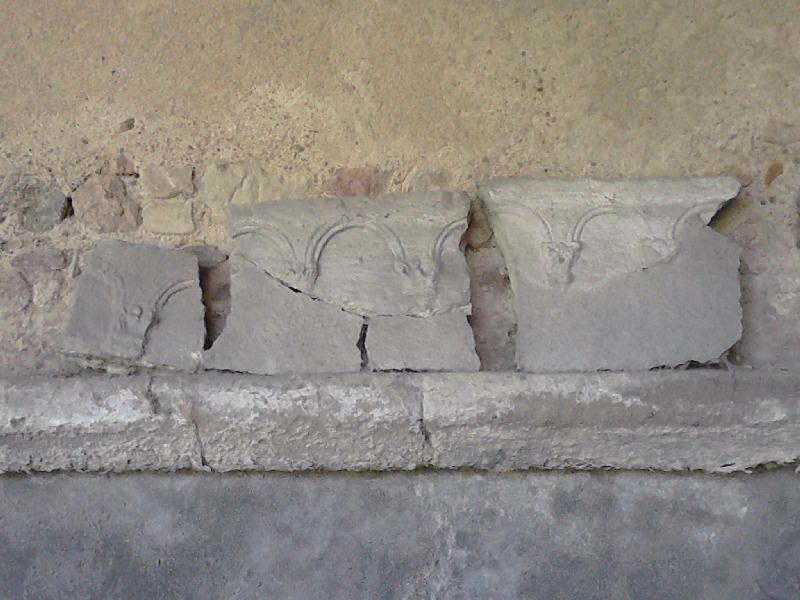 anonyme (sculpteur) : plaque, fragment (3)