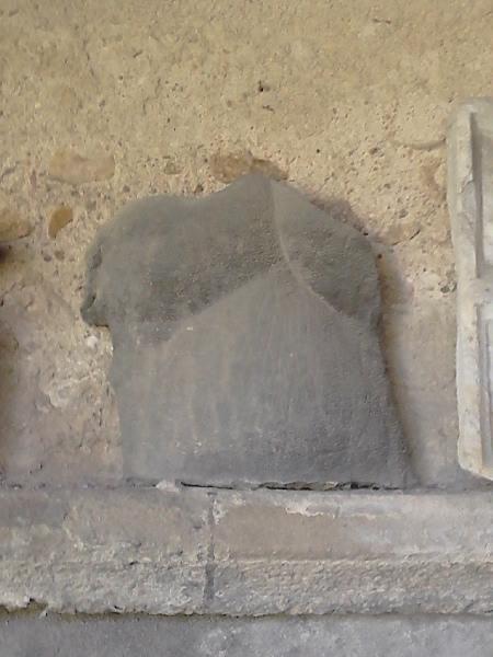 anonyme (sculpteur) : Torse masculin