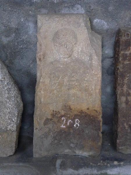 Stèle à inscription T... VEN...I_0