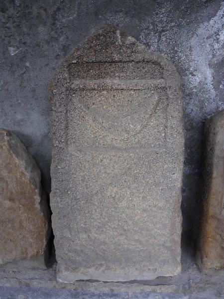 Stèle au croissant et RECIANI_0