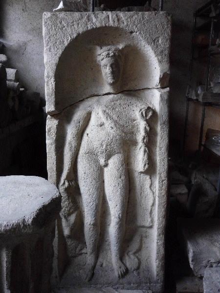 Stèle dédiée à Mercure_0