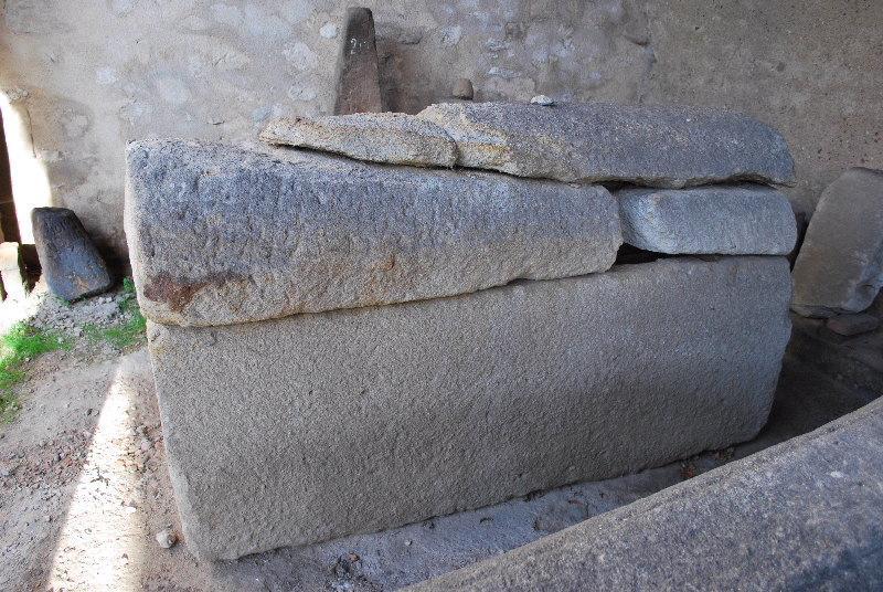 anonyme (sculpteur) : sarcophage