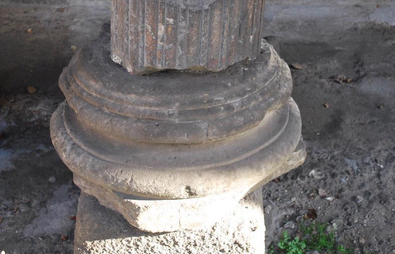 Base d'architecture, colonne_0
