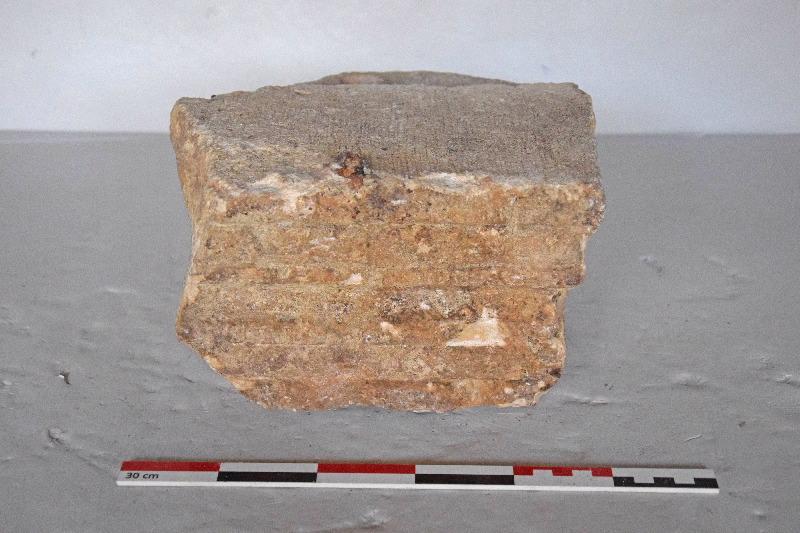Corniche (2), élément d'architecture, fragment_0