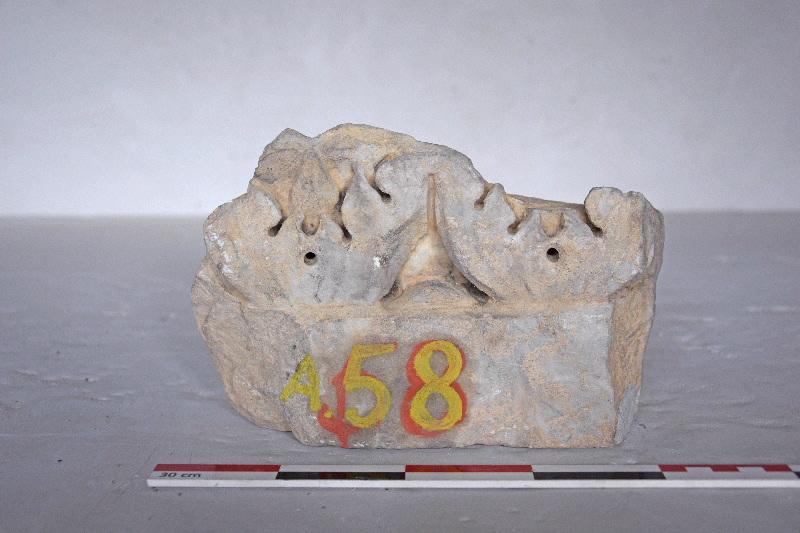 Corniche, élément d'architecture, fragment_0