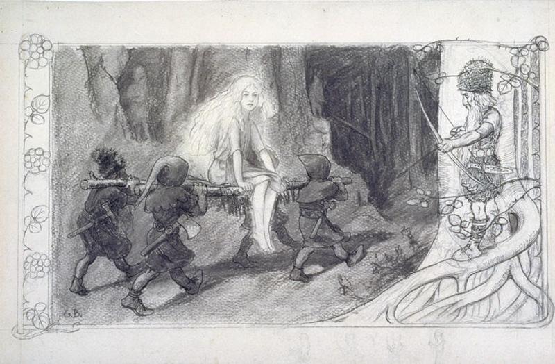 Abeille, chapitre 10 : Accueil du Roi Loc à Abeille_0