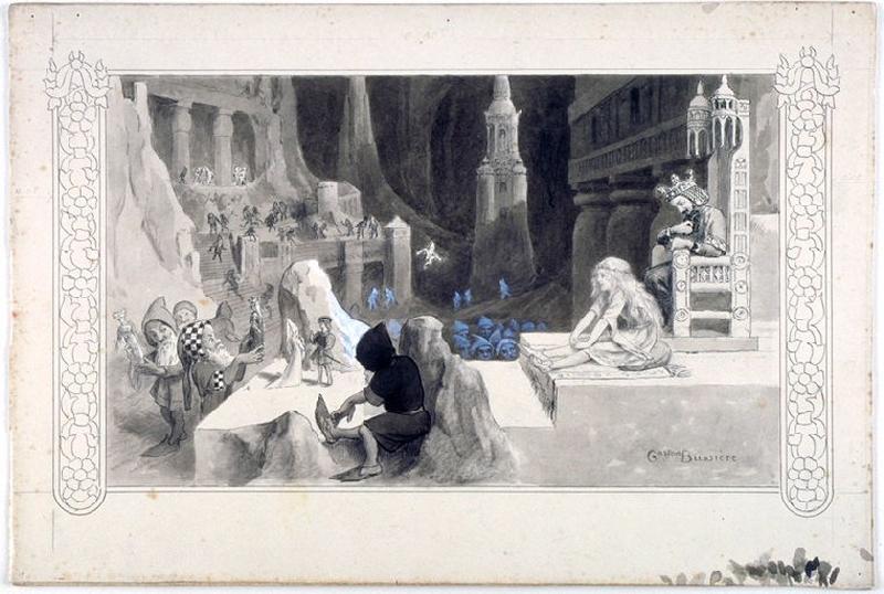 Abeille, chapitre 11 : Le Royaume des Nains_0