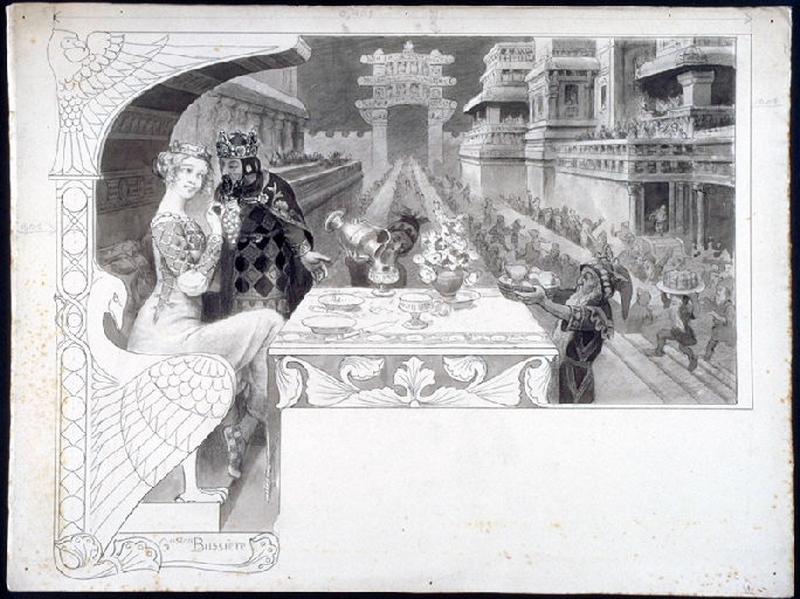 Abeille, chapitre 13 : Le Roi Loc se déclare