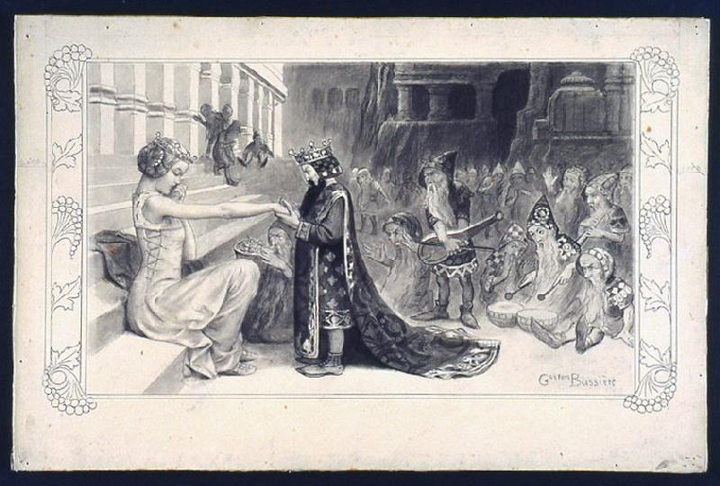 Abeille, chapitre 15 : La grande peine du Roi Loc_0