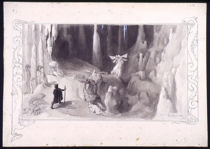 Abeille, chapitre 18 : Le Roi Loc accomplit un terrible voyage_0
