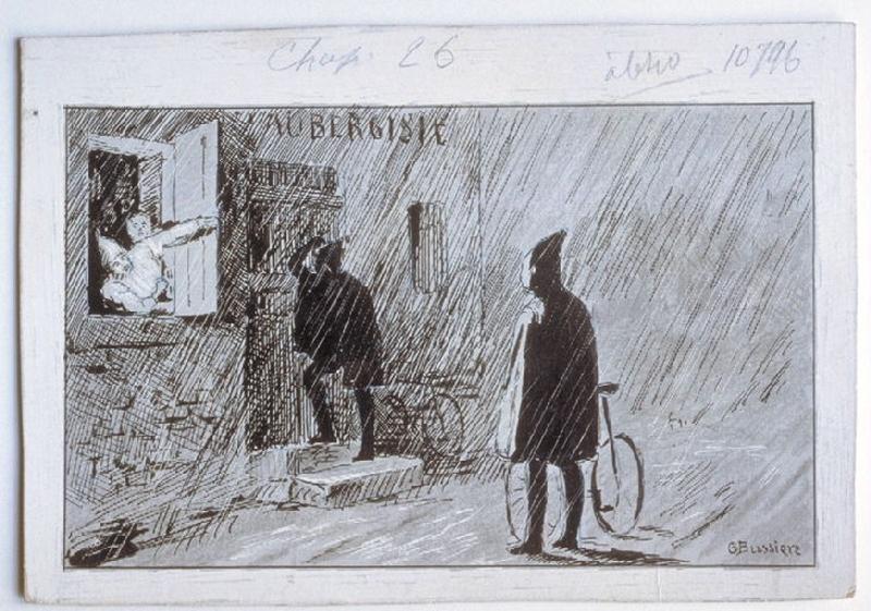 La France en bicyclette, chapitre 26 : Le Beaujolais - La vallée de l'Azergues_0