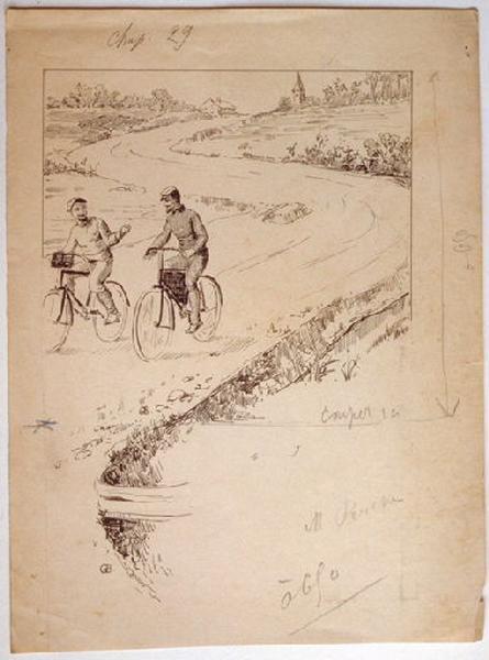 La France en bicyclette, chapitre 29 : Au bord de la Loire - Nevers_0