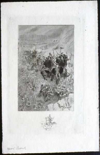 Salammbô, chapitre 08 : La bataille du Macar_0