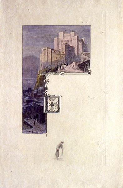 Hérodias, chapitre 01 - La citadelle de Machaerous