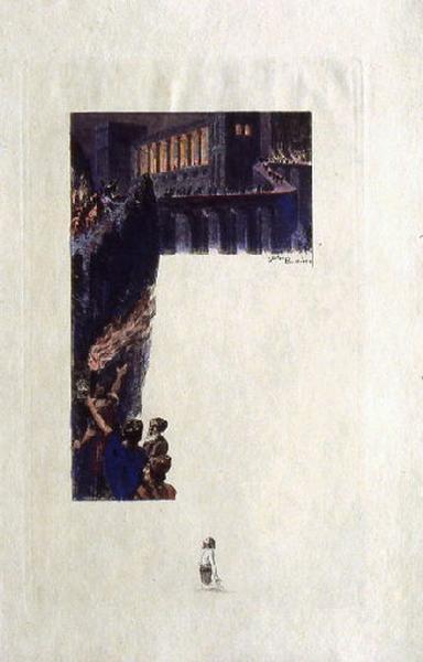 Hérodias, chapitre 03 - Des hommes avec des torches grimpaient le sentier_0