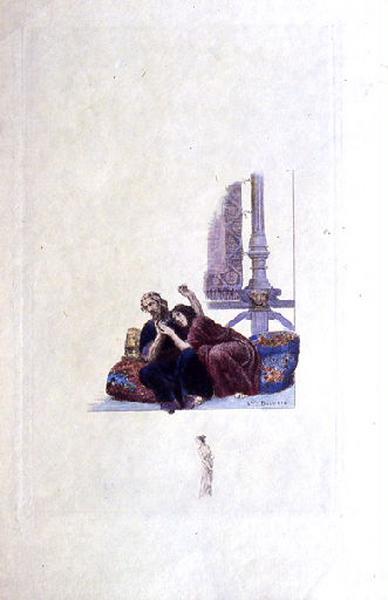 Hérodias, chapitre 01 - Elle le regardait comme autrefois_0