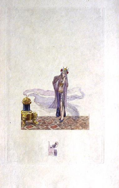 Hérodias, chapitre 03 - Puis elle se mit à danser