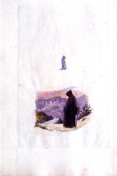 Saint Julien l'Hospitalier, chapitre 02 - Il se retourna plusieurs fois (tirage couleur)_0