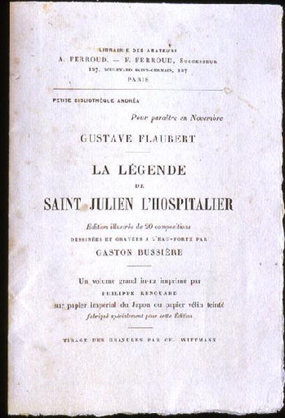 Saint Julien l'Hospitalier, publicité_0