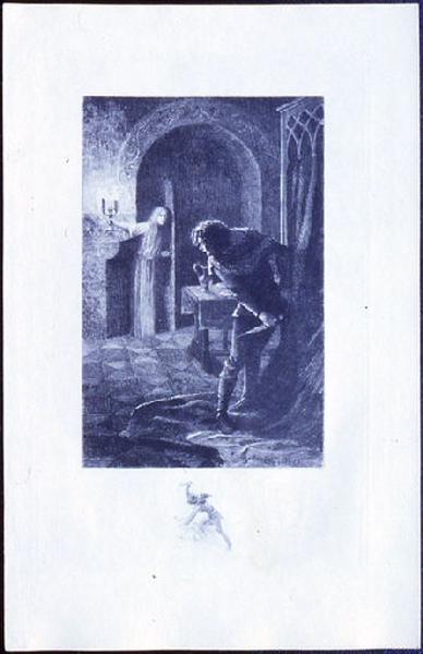 Saint Julien l'Hospitalier, chapitre 02 - Il crut voir le fantôme de sa femme_0