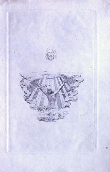 Saint Julien l'Hospitalier, chapitre 03 - Et Julien monta vers les espaces bleus (Tirage noir)_0