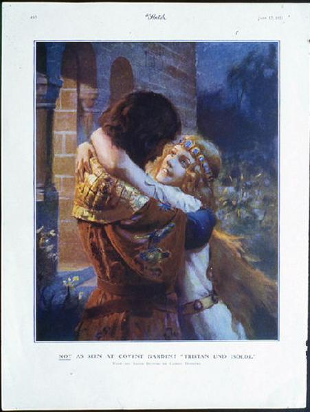 Tristan et Isolde (reproduction en couleurs)_0