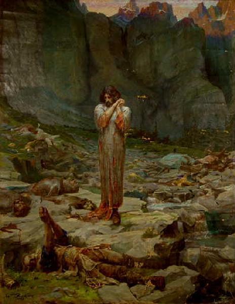 Mort de l'Archevêque Turpin_0