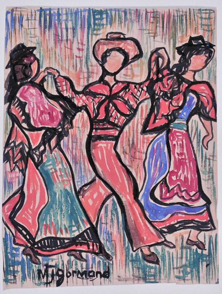 Danse traditionnelle ; Danse provençale_0