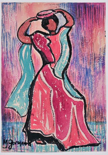 Danseuse péruvienne_0