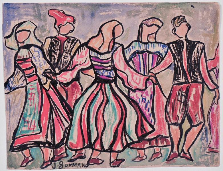 Danse folklorique_0