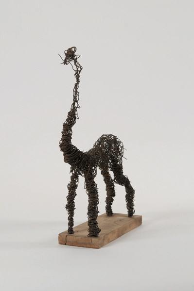 Cheval 2 ; Gazelle (titre donné par Johé Gormand)_0