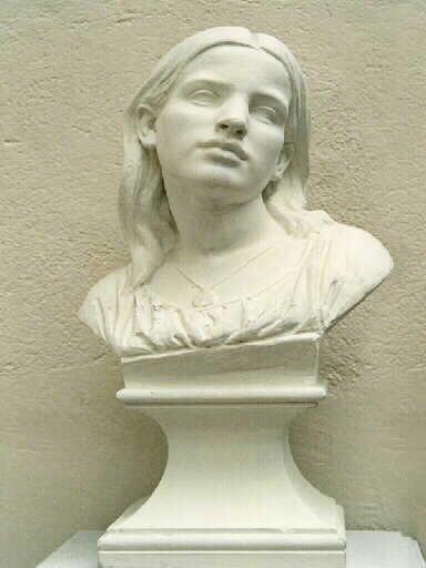 DESCHAMPS Jean-Baptiste : Jeune Romaine