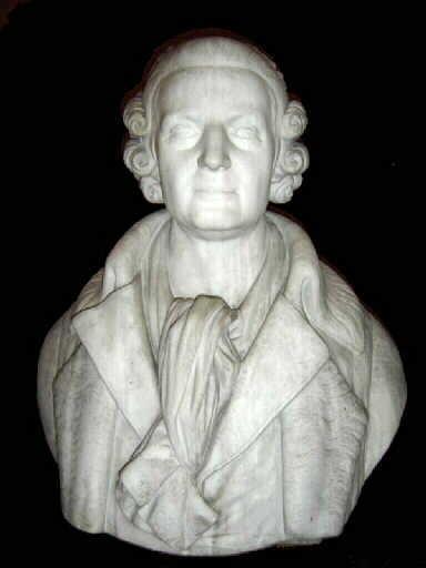 Buste de J.B. Greuze