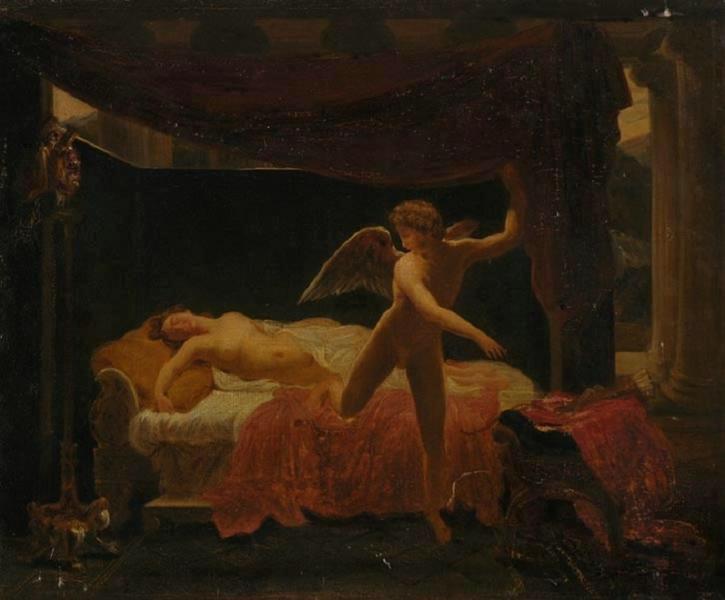 L'Amour quittant le lit de Psyché_0