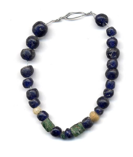 collier, perle, bracelet