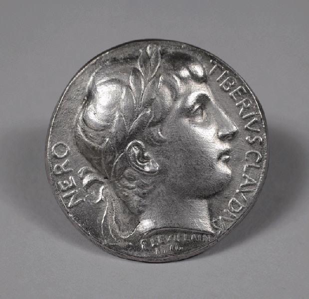 Néro, Tibérius Claudius_0
