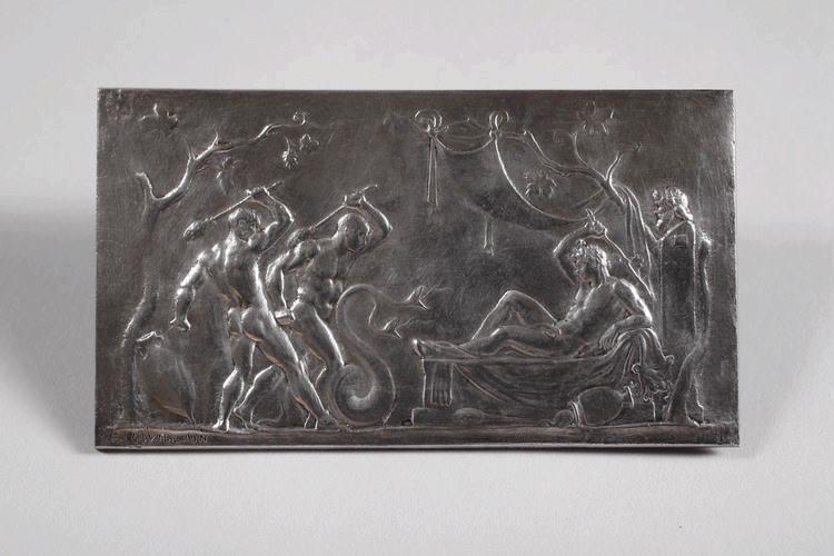 Bacchus tue le serpent à deux têtes_0