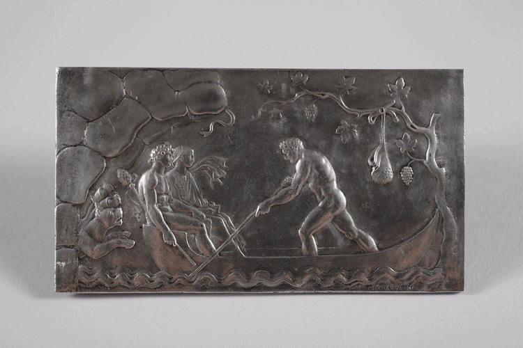 Bacchus ramène sa mère des Enfers_0