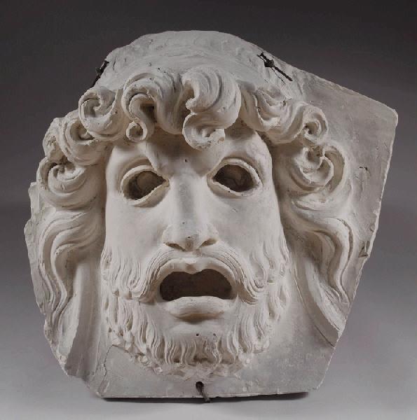 LEVILLAIN Ferdinand (sculpteur) : Tragédie