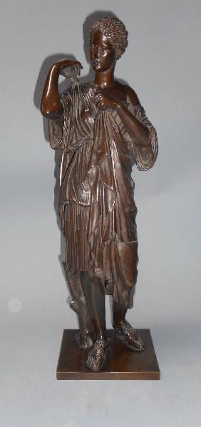 COLLAS Achille (mécanicien) : statuette