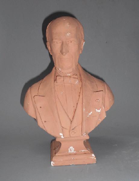 FRANCESCHI Jules (auteur) : Buste d'homme