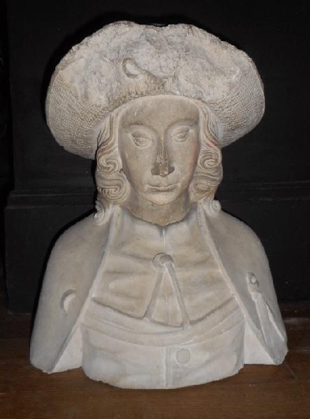 Buste de pèlerin_0