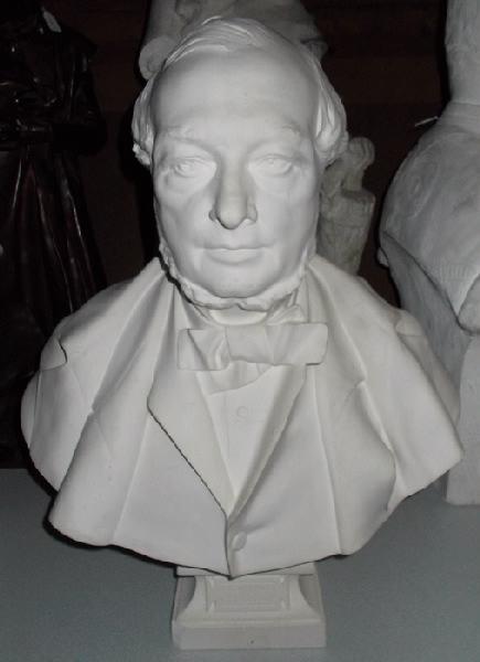Buste d'Edouard Charton_0