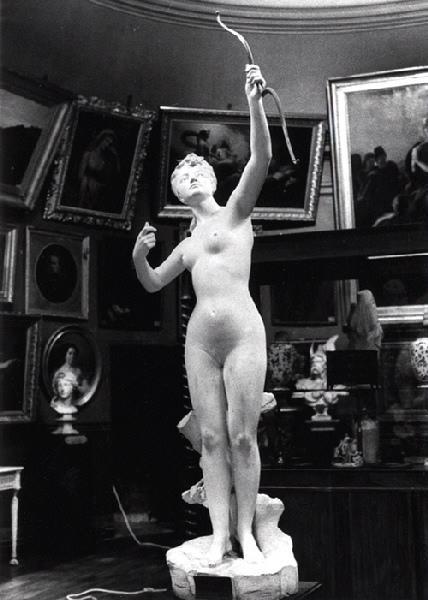 LANSON Alfred Désiré (sculpteur) : Diane